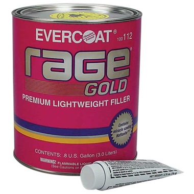 Evercoat® Rage® Gold Premium Body Filler
