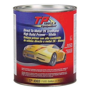 "TP Tools® ""3-IN-1"" Urethane Primer (2K) DTM - White, Gal"