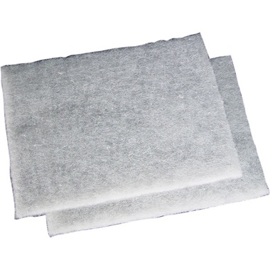 Replacement Clean Cab Filter Media, 2 Pk