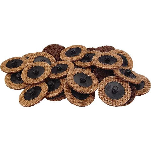 "3M™ Scotch-Brite™ 2"" Coarse Surface Conditioning Discs - 25 Pk"