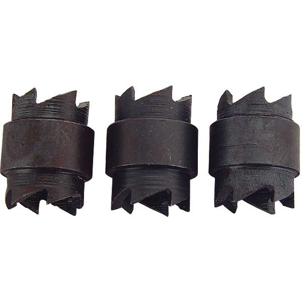 Double-End Cutter, 3 pk
