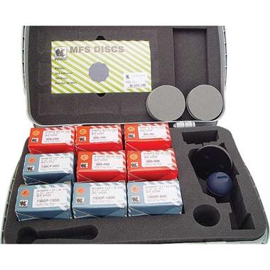 """Indasa 3"""" Sanding Kit"""