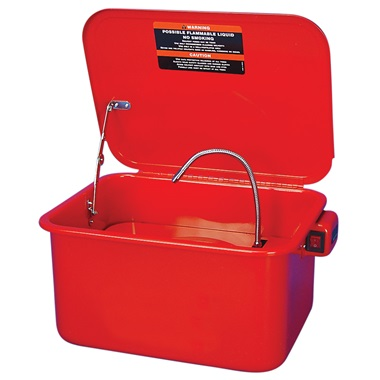 3-1/2 Gallon Bench-Top Parts Washer