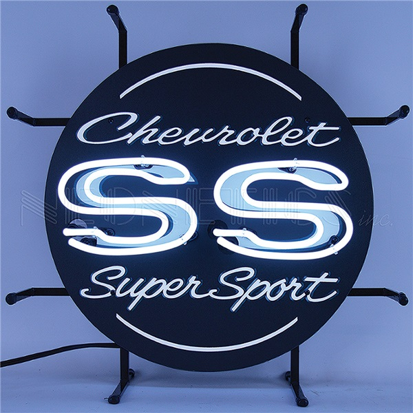 Chevrolet SS Junior Neon Sign