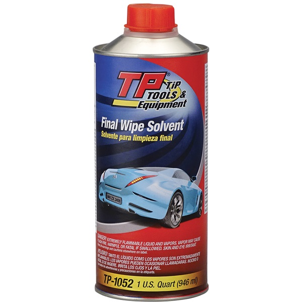 TP Tools® Final Wipe Solvent, Quart