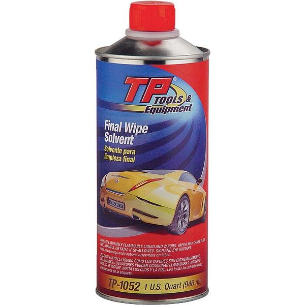 TP Tools® Final Wipe Solvent, Quart