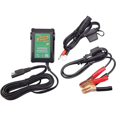 6-Volt Battery Tender® Junior High-Efficiency Battery Charger/Maintainer