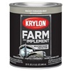 Krylon® Farm & Implement Paint - Massey Ferguson Gray, Qt