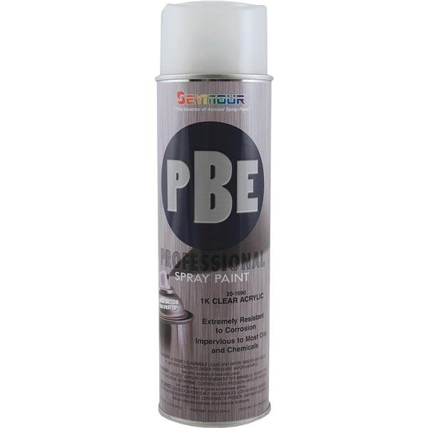 SEYMOUR® PBE Professional 1K Clear, 16 oz
