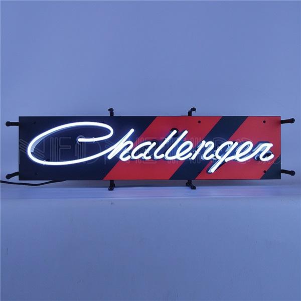 Challenger Junior Neon Sign