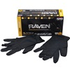 SAS® RAVEN™ Disposable Nitrile Work Gloves, Lrg