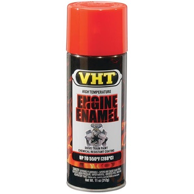 VHT® 550°F Engine Enamel - Chevy Orange Red, 11 oz