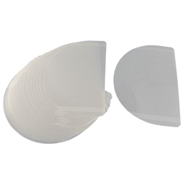 SAS Peel-Off Lenses, 25 Pk
