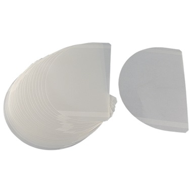 SAS Peel-Off Lenses, 25 Pk