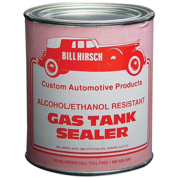 Bill Hirsch Super Gas Tank Sealer
