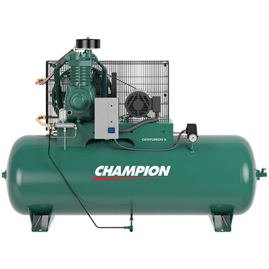 Champion® H.D. 5HP 2-Stage 80-Gal Horizontal Air Compressor