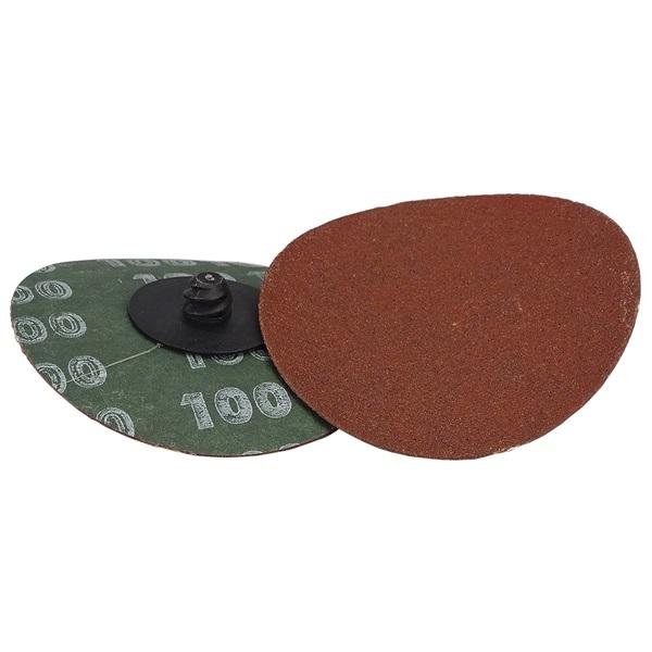 """3"""" Quick-Change Sanding Disc - 100 Grit, Ea"""