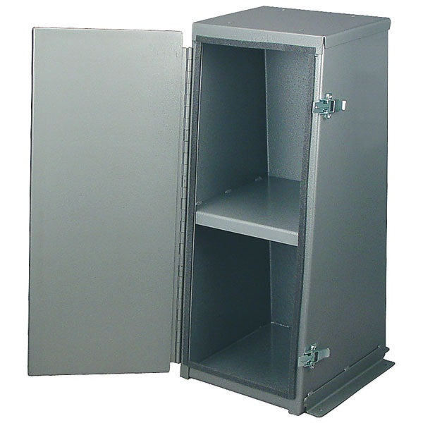 Enclosed Buffer Cabinet Stand