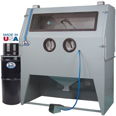 USA 976 Pro Detailer XH Abrasive Blast Cabinet - TP Tools & Equipment