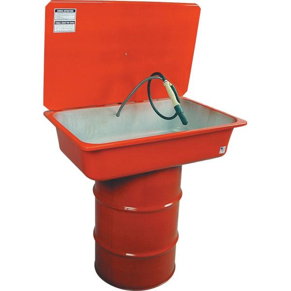 Diy Parts Washer Cabinet - Clublifeglobal com