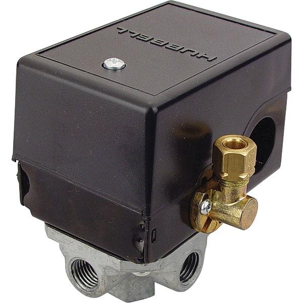 Air Compressor Pressure Control Switch - 3-5 HP