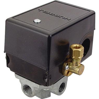 Air compressor pressure control switch 3 5 hp tp tools amp equipment