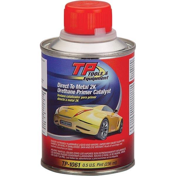 TP Tools® Urethane Primer Catalyst (2K) DTM, 1/2 Pint