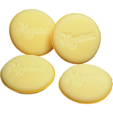 Meguiar's® Applicator Pads - 4 Pk