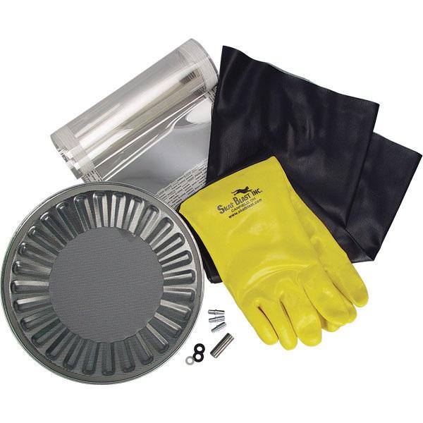 "X-Large Cabinet Maintenance Kit - 32""L Gloves, Carbide"