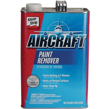 Aircraft Paint Remover, Gallon