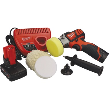 Milwaukee M12™ Cordless Polisher/Sander Kit