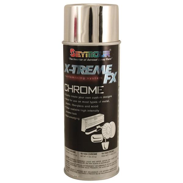 "SEYMOUR® X-TREME FX ""Chrome-Like"" Paint, 11 oz"
