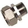 "MaxLine 3/4"" x 1/2"" Male NPT Straight Fitting"