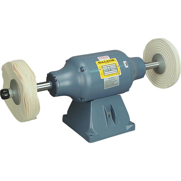BALDOR® 3/4HP Bench-Mount Buffer