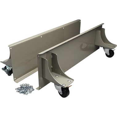 "Skat Blast Standard Cabinet Wheel Kit - Fits 28""D Cabinets"