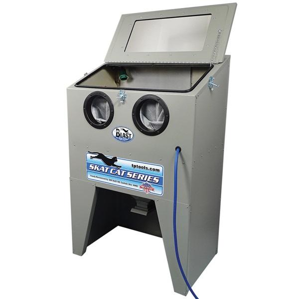 USA SKAT CAT 33 Top-Load Abrasive Blast Cabinet (No Vac)