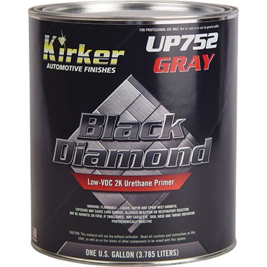 Kirker Black Diamond Low-VOC Urethane Primer (2K) - Gray, Gal