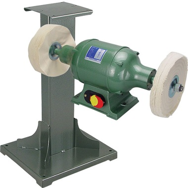 TP Tools® 3/4HP Buffer and 11 Ga Steel Stand