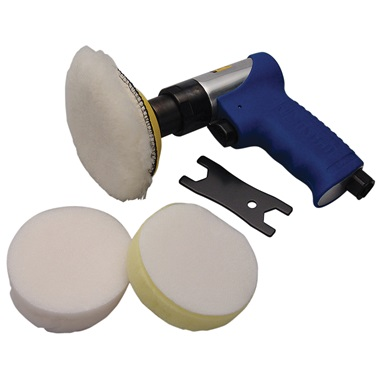 "Astro Pneumatic® 3"" Air Polisher Kit"