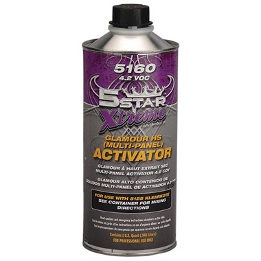 5STAR® Glamour High-Solids Klearkote Activator - Slow, Qt