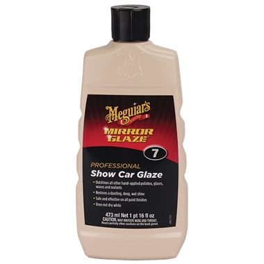 How To Use Meguiar S Show Car Glaze