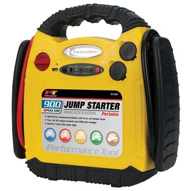 Portable Jump Starter/Inflator