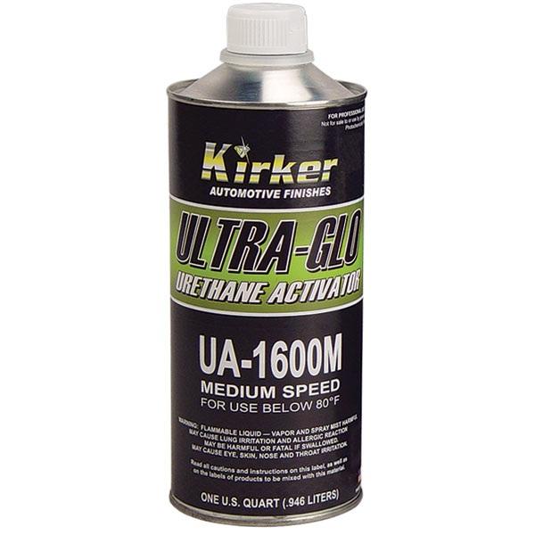 Kirker ULTRA-GLO Urethane Activator - Medium Speed