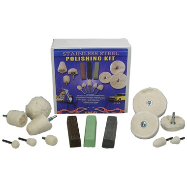 Stainless Polishing Kit