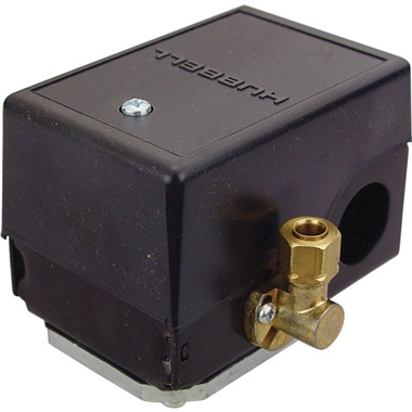 Air Compressor Pressure Control Switch - 3-5 HP