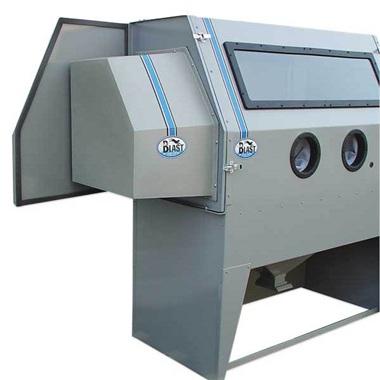 Sandblast Cabinet Extensions for Abrasive Blasting Cabinets - TP ...