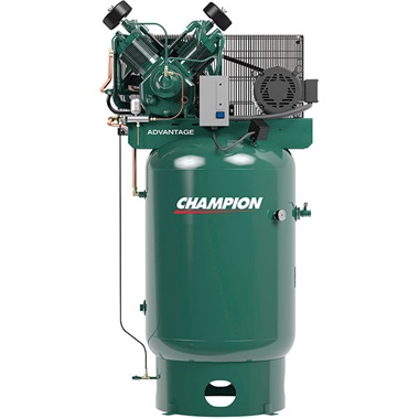 Champion® 10HP 2-Stage 120-Gal Vertical Air Compressor