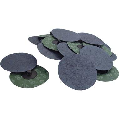 "3"" Quick-Change Sanding Discs - 60 Grit, 25 Pk"