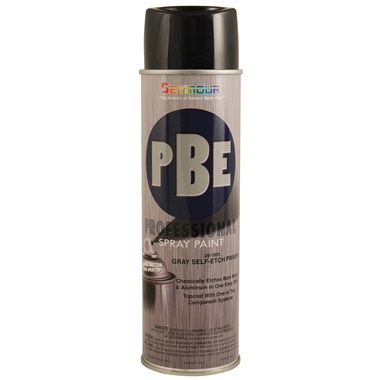 SEYMOUR® PBE Professional Self-Etching Primer - Gray, 15 oz