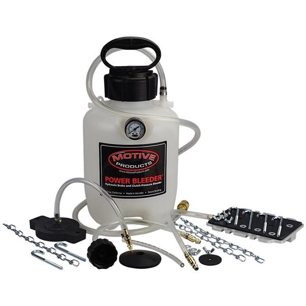 """The Magnum Bleeder"" Power Brake & Clutch Bleeder Kit"